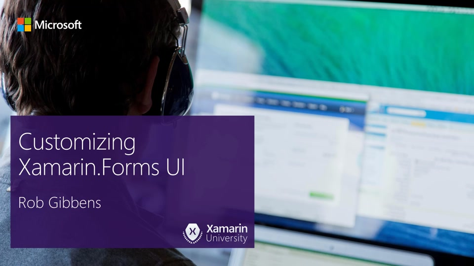 Desktop Developer's Guide to Mobile with Visual Studio Tools for