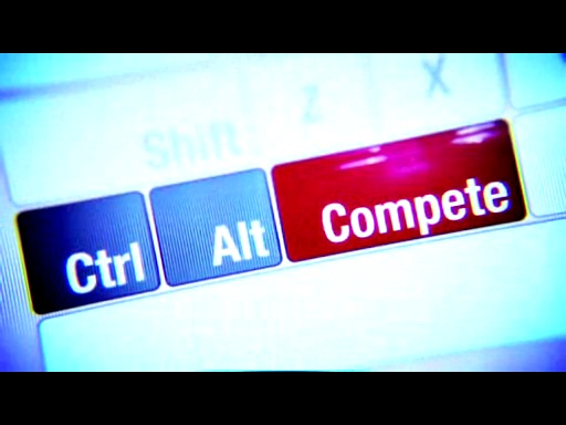 Ctrl+Alt+Compete offical trailer