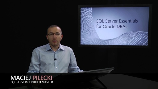 SQL Server Essentials for Oracle DBAs: (08) Server Management
