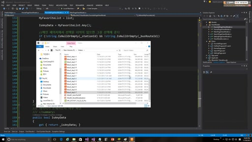 03 MunChan Park - Day 3 Part 8 - Developing the Korea Bus Information app for Windows 10 UWP