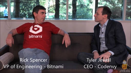 Developer Couch Series: Bitnami & Codenvy on Why to Develop in the Cloud
