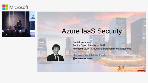Azure IaaS Security