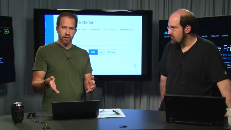 When to Scale Azure Web Sites - with Stefan Schackow