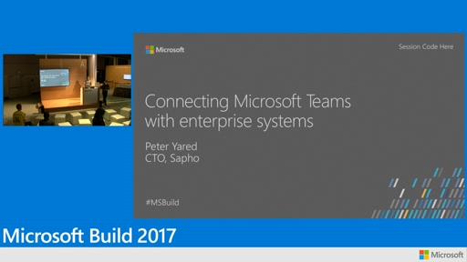 Sapho connects legacy systems with Microsoft Teams