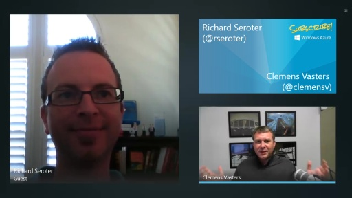SaaS Cloud/On-Premises Integration with Richard Seroter