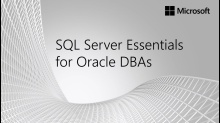 SQL Server Essentials for Oracle DBAs: (06) Data Protection