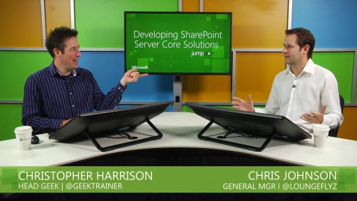 Developing Microsoft SharePoint Server 2013 Core Solutions: (01) SharePoint as a Developer Platform