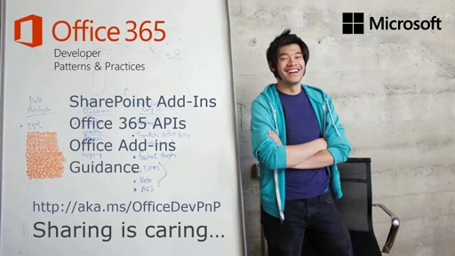 PnP Web Cast - OneDrive for Business customizations