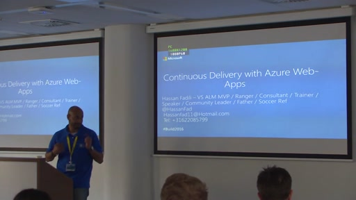 GABC2016 - Continuous Delivery with Azure Web-Apps