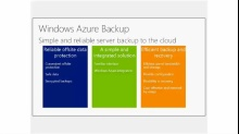 TechNet Radio: Server Essentials - Client Backups with Windows Azure Backup