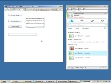 Create and Use a Lync Silverlight Control