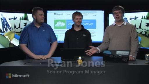 Bringing Windows Azure Services to the Private Cloud with Ryan Jones