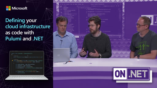 Defining your cloud infrastructure as code with Pulumi and .NET