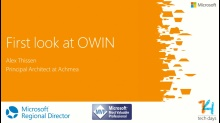 First look at OWIN
