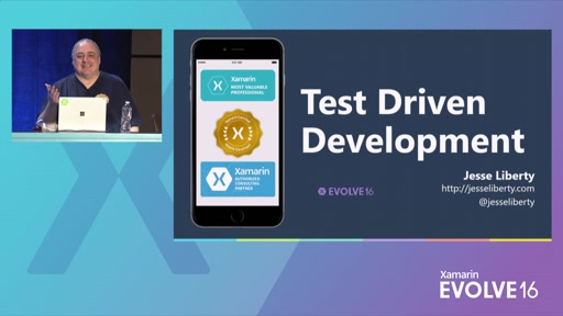 Test Driven Xamarin Development
