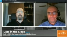 TechNet Radio: Data in the Cloud (Part 9) - Built-in DBA-like features in Azure SQL Database