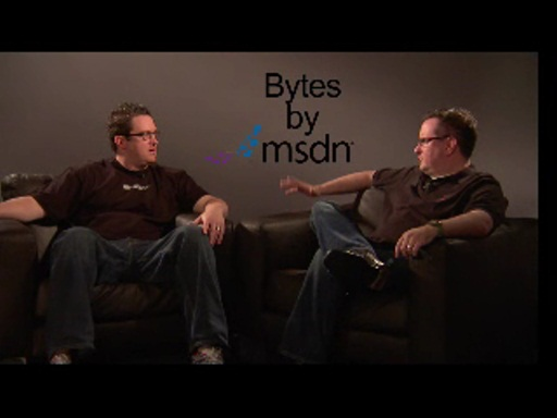 Bytes by MSDN: Thomas Lewis and Clark Sell discuss HTML5
