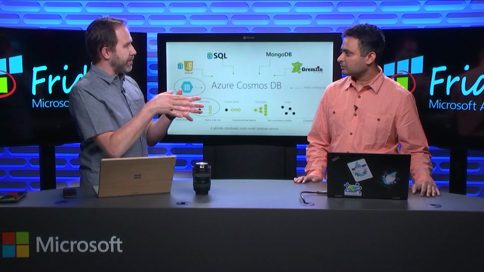 Table API for Azure Cosmos DB