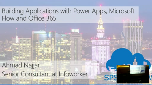Building Applications with Power Apps, Microsoft Flow and Office 365