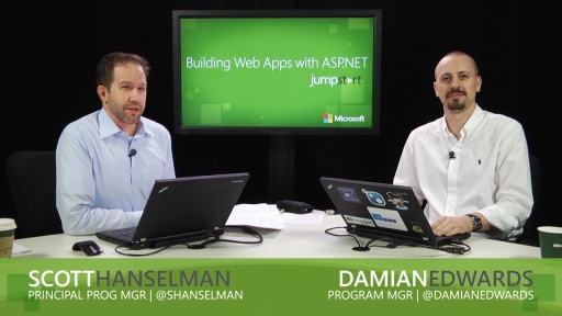 Building Web Apps with ASP.NET Jump Start: (03) Creating HTML5 Applications with jQuery