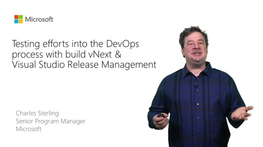 Integrating Testing Efforts into the DevOps Process with Build vNext and Visual Studio Release Management