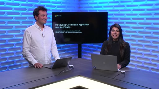 Introducing Cloud Native Application Bundle (CNAB), standard for defining distributed applications