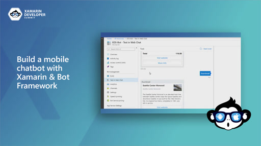 Build a mobile chatbot with Xamarin & Bot Framework