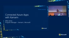 Connected Azure Apps with Mike James