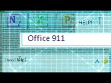 Office 911: Screensaver Hostage