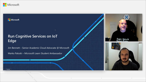 Sharpen Your AI Edge Skills - Episode 4 - Learn How to Use Azure IoT Edge on a Pre-Built AI Service on the Edge to do Language Detection
