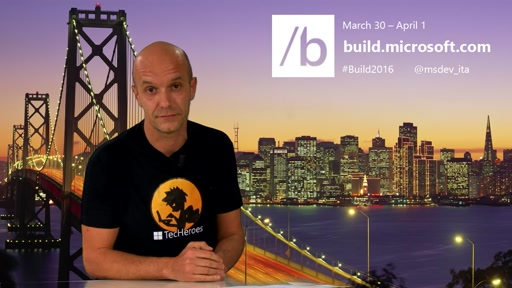 #TecHeroes -1 a Build2016