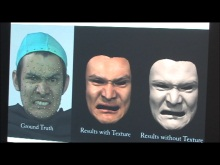 TechFest 2012: 3D Facial Animation