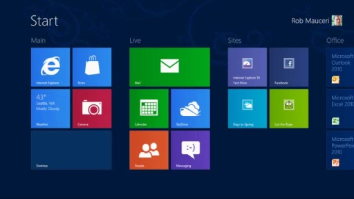 Windows Consumer Preview: The Fifth IE10 Platform Preview