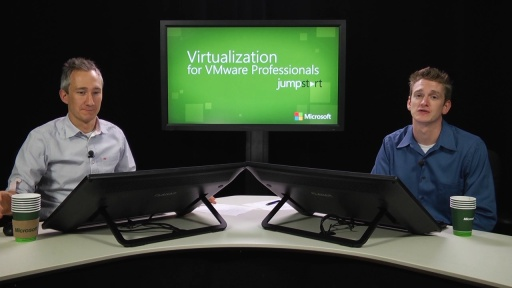 Virtualization for VMware Professionals Jump Start: (06) Application Management