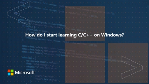 How do I start learning C C++ on Windows? | One Dev Question