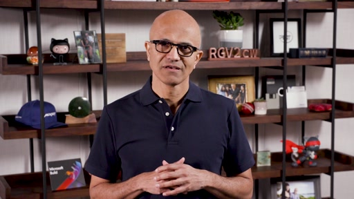Empowering every developer, with Satya Nadella