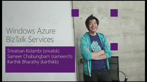 Using Windows Azure BizTalk Services to Accelerate Application Integrations