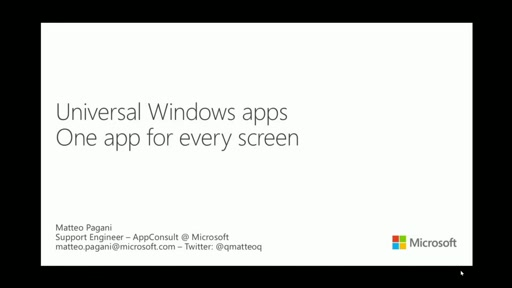 Cross Platform Development - Část 6.: Universal Windows Platform