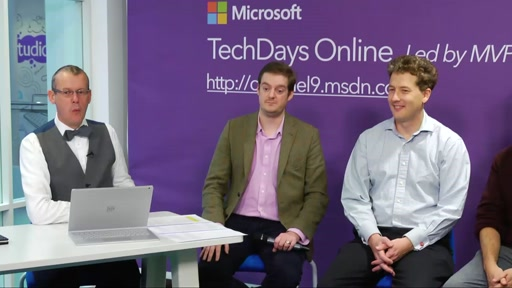 Microsoft Regional Directors Skills Panel Discussion