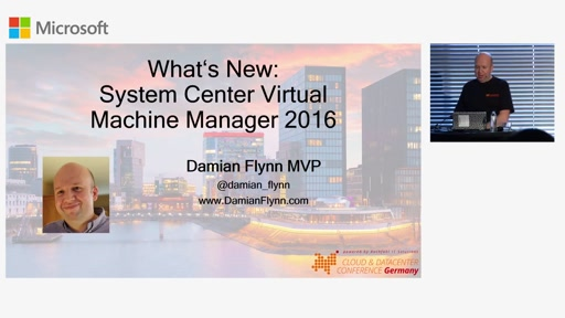 Virtual Machine Manager 2016