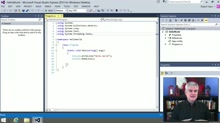 C# Fundamentals for Absolute Beginners: (05) Quick Overview of the Visual C# Express Edition IDE