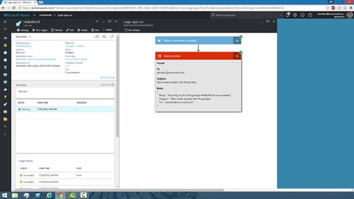 Azure Logic Apps - Getting Started