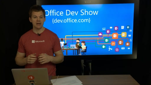 Office Dev Show - Episode 40 - App-Only Permissions and the Microsoft Graph