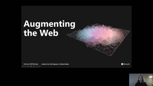 Augmenting WebXR Standards
