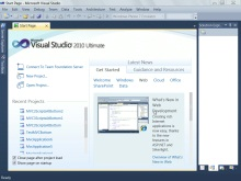 Make Script Performance Automatic with Custom Templates in Visual Studio 2010 - Part 1