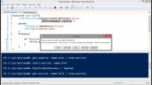 Advanced Tools & Scripting with PowerShell 3.0: (08) Tools That Make Changes
