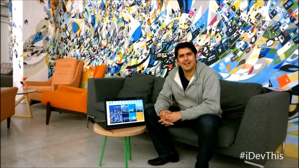 Nihal Advani, Founder & CEO of Georama