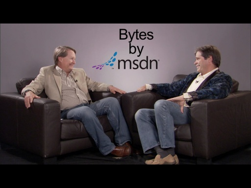 Bytes by MSDN: Ward Bell and Tim Huckaby on all things Silverlight