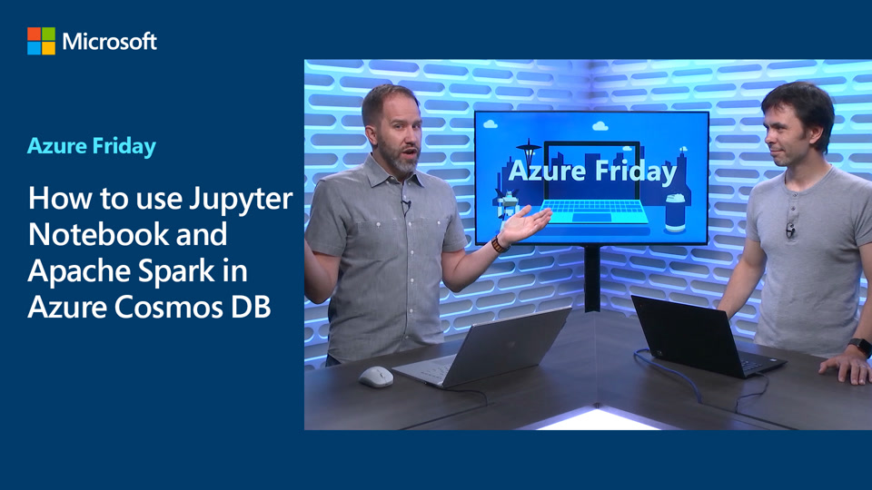 How to use Jupyter Notebook and Apache Spark in Azure Cosmos DB