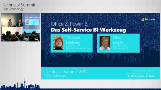 Office & Power BI: Das Self-Service BI Werkzeug